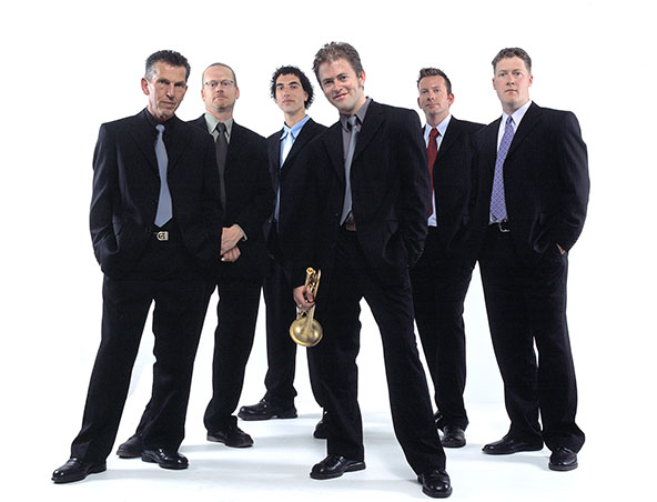 Adam Hall And The Velvet Playboys - Perth Jazz Bands - Singers