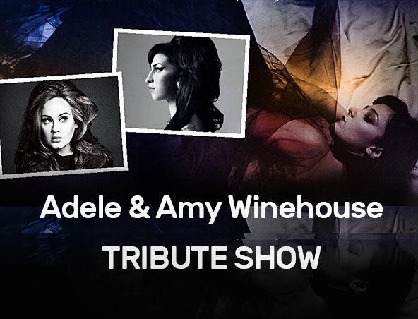 Adele and Amy Winehouse Tribute Show - Tribute Bands - Impersonators - Musicians