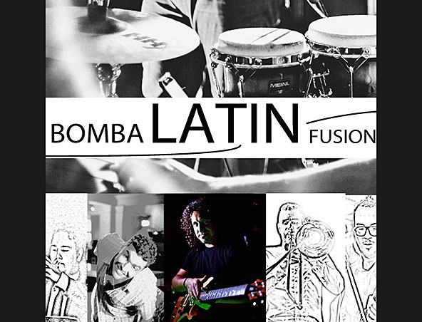 Bomba Latin Fusion Band Perth - Cover Bands - Musicians