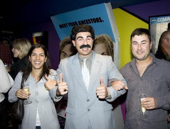 Borat Impersonator Perth