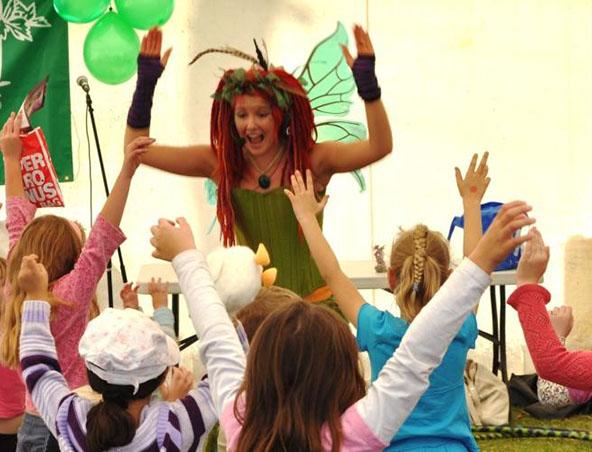 Faerie Cara - Kids Fairies Perth
