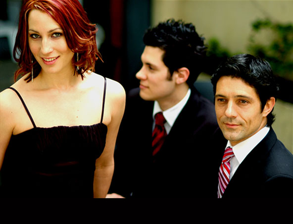 Fiona Lawe Davies Singer Perth - Jazz Bands - Musicians