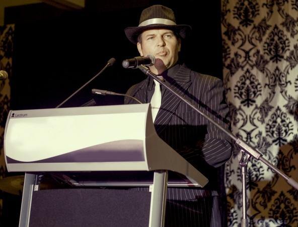 Hal Capone Impersonator Perth