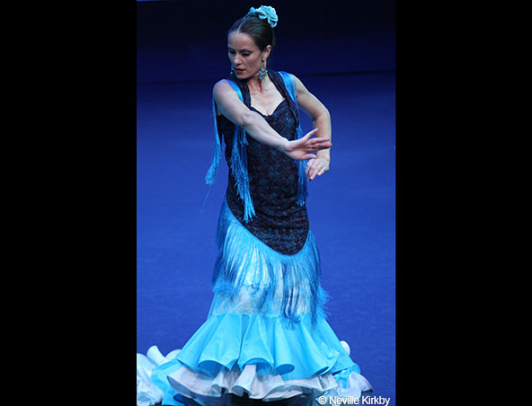 Flamenco Puro Latin Dancers - Latin Band Perth