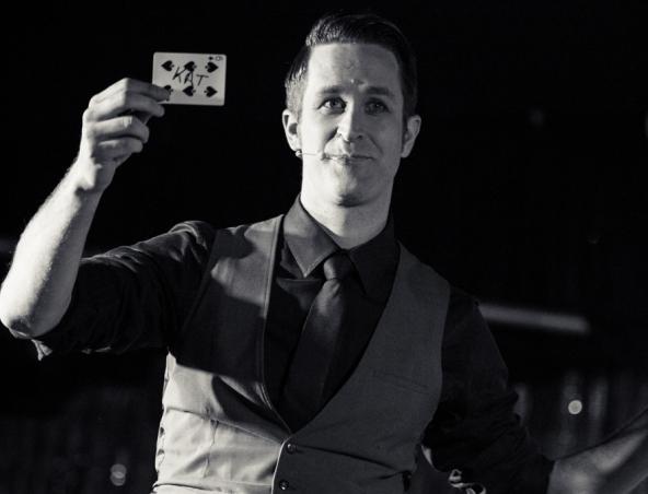 Perth Magician Rob