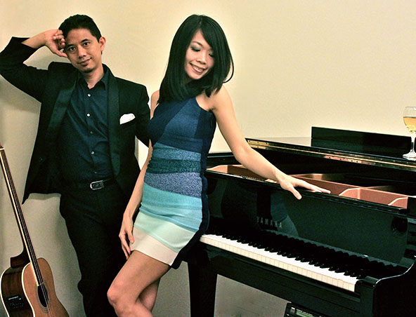Mo Mojito Perth Music Duo - Musicians Entertainers