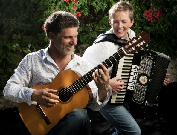 Guitar and Piano Accordion Duo Perth