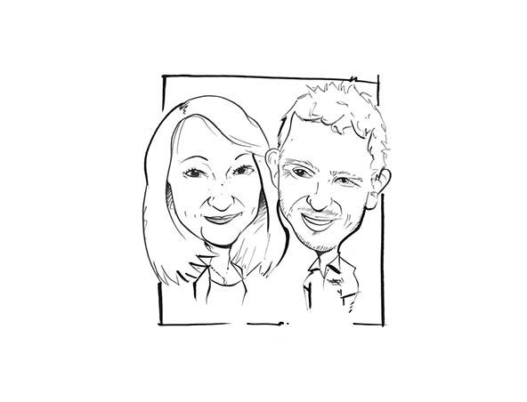 Perth Caricaturist - Luke Watson - Caricatures - Cartoonist