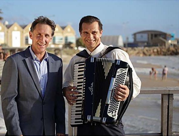 Perth Piano Accordion Player Perth