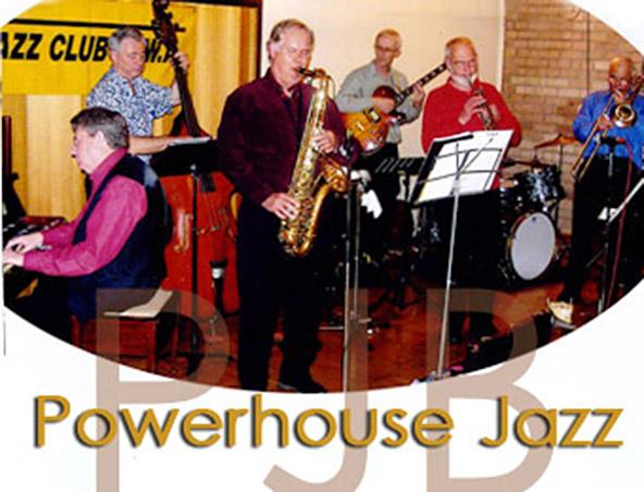 Powerhouse Jazz Band-Perth