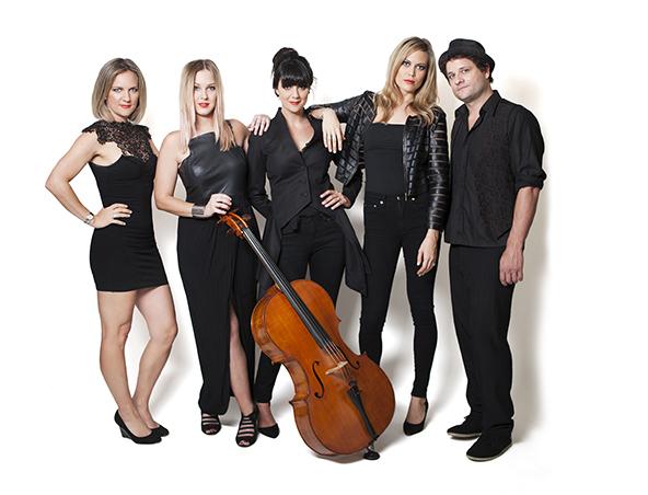 Perth String Quartet - Wedding Music - Strings