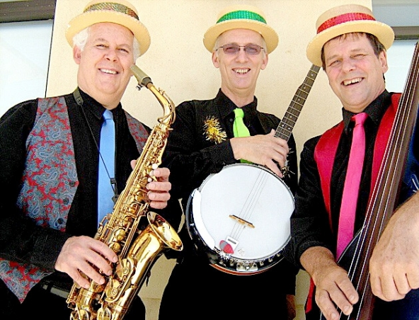 Aardvark Jazz Band Perth