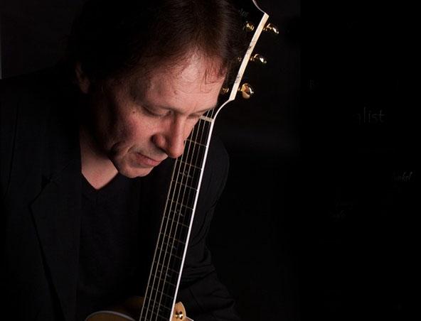Aaron J Woolley Perth Singer Acoustic Guitarist