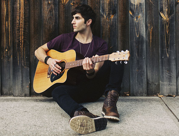 Acoustic Soloist Perth - Adrian - Singers Musicians