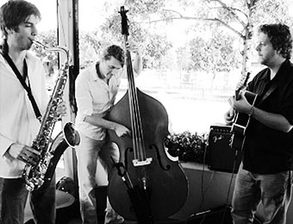 Adam Springhetti Jazz Perth Band