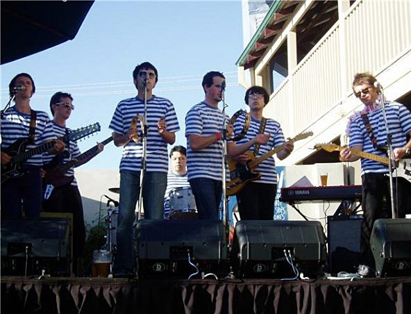 Beach Boys Tribute Band Perth - Tribute Show