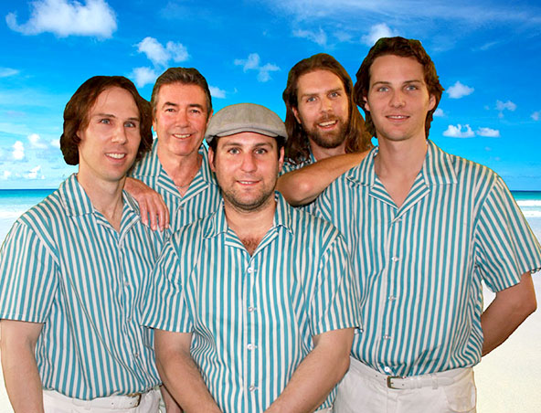 Perth Beach Boys Tribute Show - Tribute Bands - Musicians - Entertainers