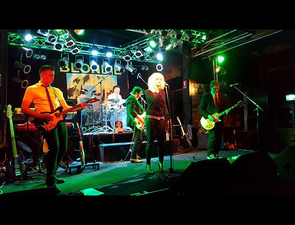 Blondie Tribute Band Perth - Musicians Singers Entertainers - Tribute Show