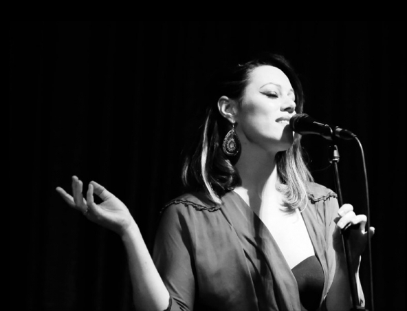 Cathrine Summers Perth Jazz Singer