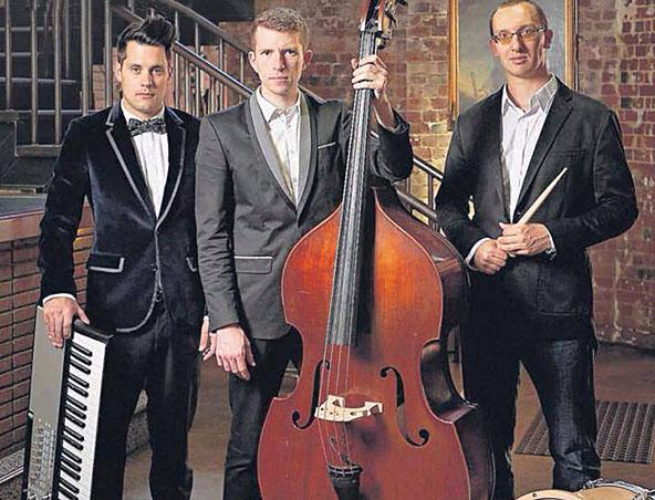 Chris Foster Jazz Trio - Wedding Music - Jazz Bands in Perth