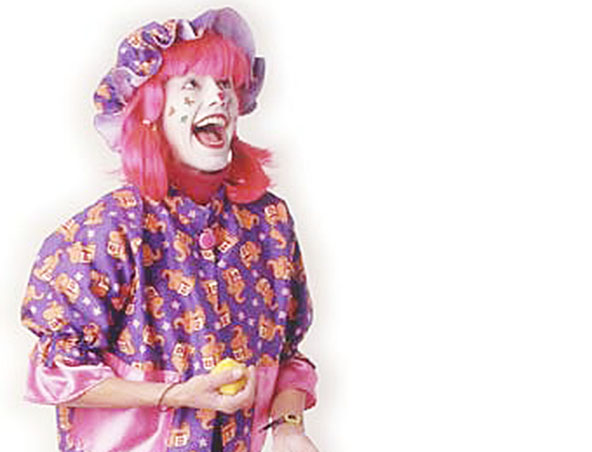 Conny The Clown - Perth Clowns