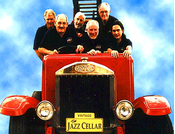 Cornerhouse Jazz Band Perth - Musicians Band Jazz