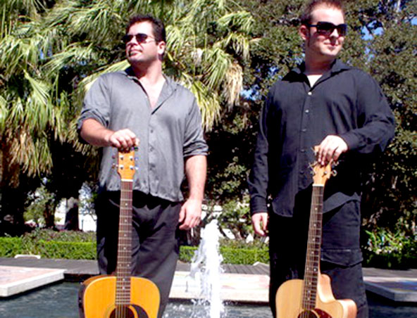 Cranky Acoustic Duo Perth - Musicians Singers