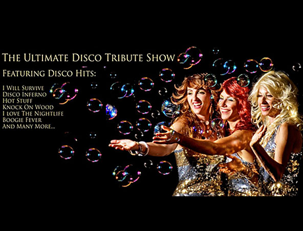 70s Disco Tribute Show - Motown Tribute Band - Singersyndi Lauper and Madonna Tribute Show Audio Dem