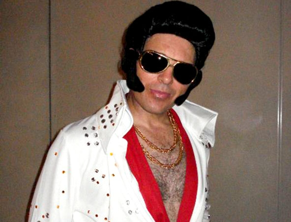 Elvis Impersonator Perth
