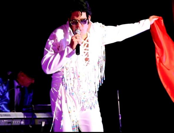 Elvis Tribute Show Band Perth - Impersonators Singers Perth - Elvis