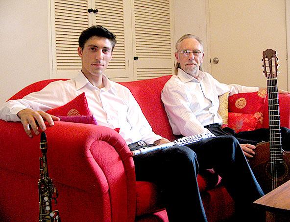 Favela Music Duo Perth