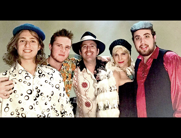 Fleetwood Mac Tribute Band Perth - Musicians Entertainers
