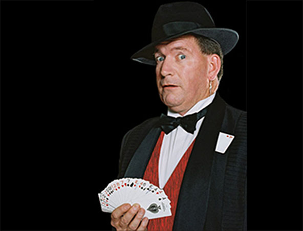 James Sleight Magician Perth - Entertainer