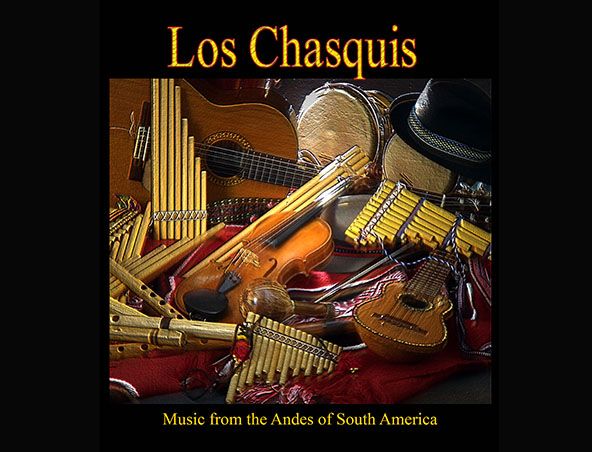 Los Chasquis Latin Duo Perth
