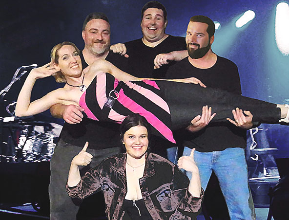 Licence To Thrill Cover Band Perth - Musicians - Singers Entertainers