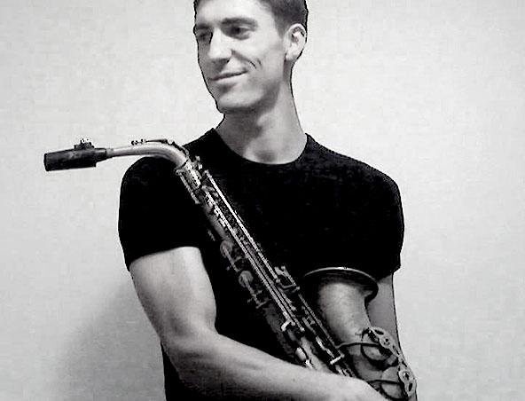 Lucas Van Berkel Jazz Saxophone Player Perth