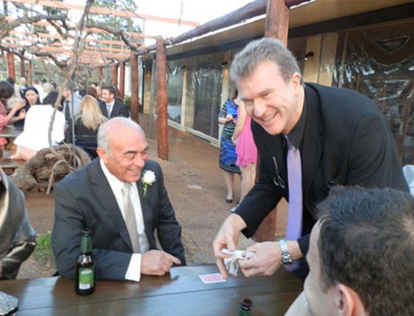 Steve Silk Magician Perth