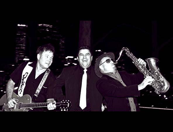 Party Fellas Band Perth