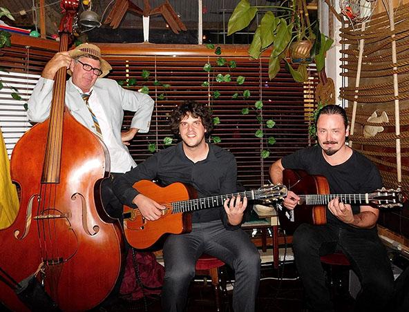 Perth Gypsy Jazz Trio -  Musicians Entertainers