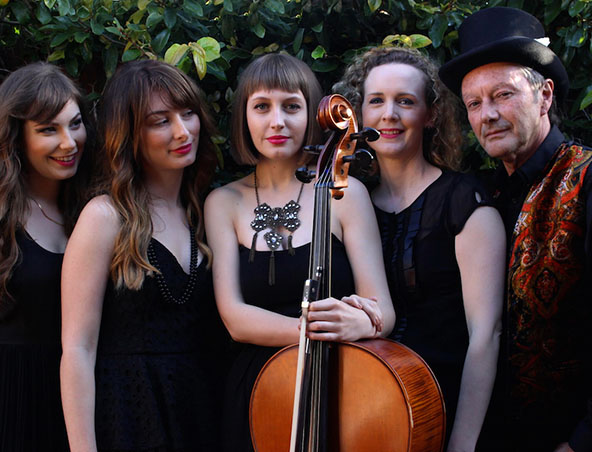 StrungOut Music Group Perth - Classical Band