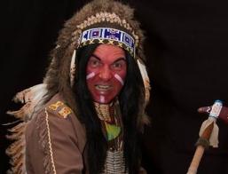 Big Chief Likeanookie Impersonator