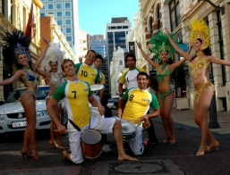 Brazil Latin Party Band Perth