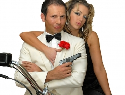 James Bond 007 Impersonator