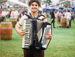 Perth Piano Accordion Player D
